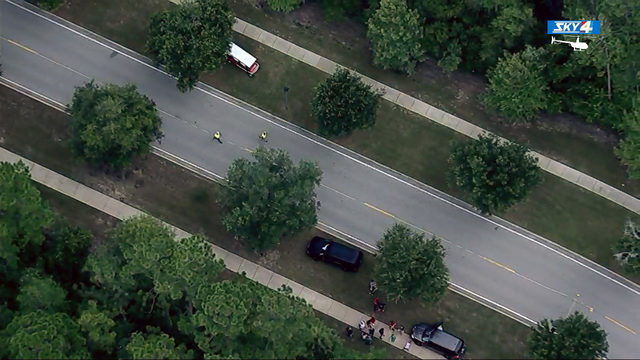 Teen hospitalized after falling from golf cart in St. Johns County