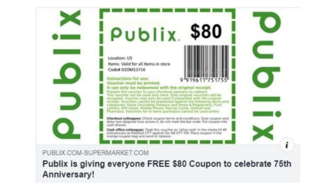 publix coupon breakdown