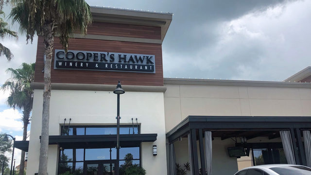 Georgia man sues Cooper's Hawk over 'contaminated basil'