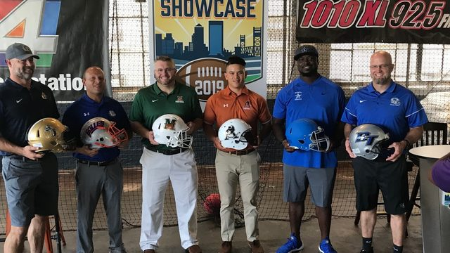Inaugural Bold City Showcase features 3 football games to open season