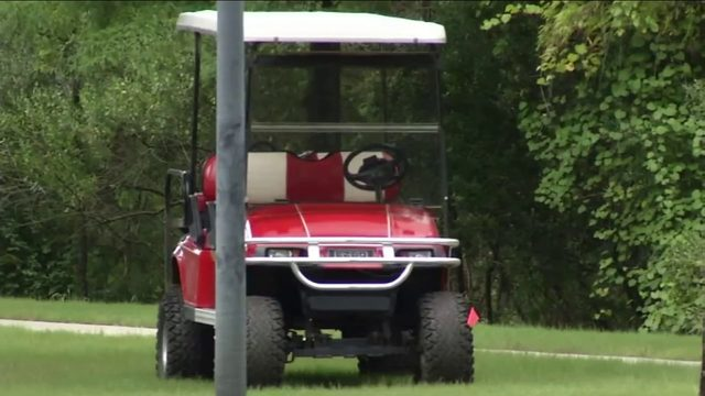 Nocatee meeting focuses on golf cart safety