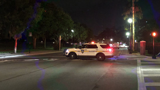 JSO: Officer shoots, kills knife-wielding man threatening person in wheelchair