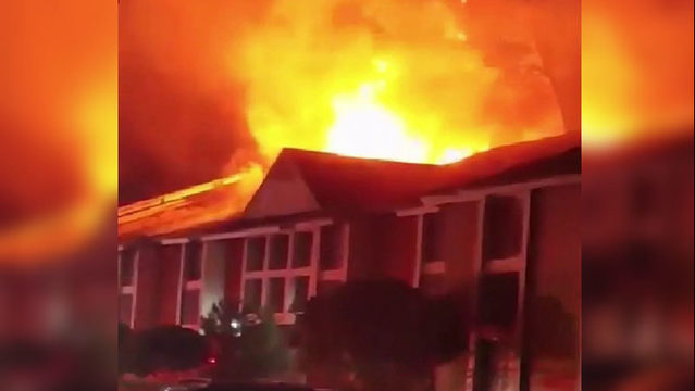 12 units destroyed by fire at San Jose condominiums