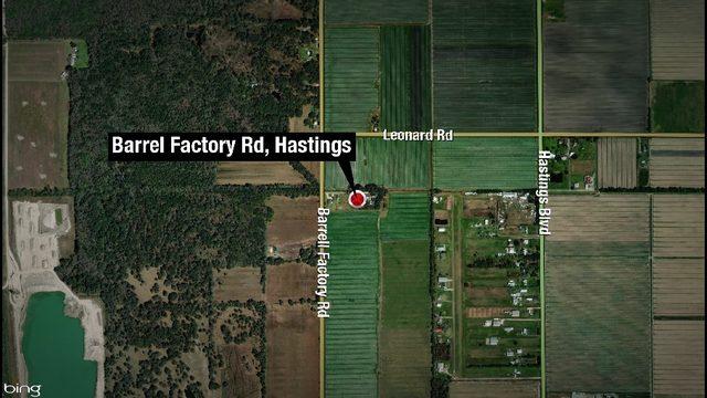 2 injured in single-engine airplane crash in Hastings