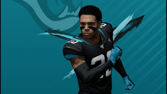 How are the Jaguars rated in Madden 20 video game?