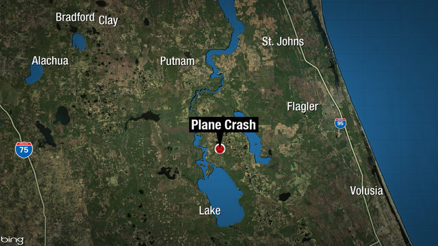 Pilot seriously hurt after float plane crash in Crescent City
