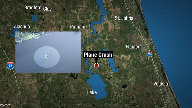 Pilot hospitalized after float plane crash in Crescent City