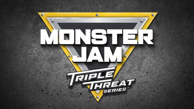 Win Monster Jam Triple Threat Series tickets