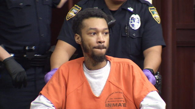 Mayport crime spree suspect indicted in veteran's murder