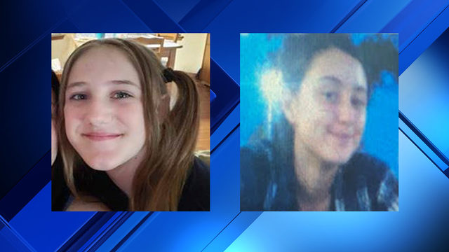 Missing child alert issued for Jacksonville girl who may be with teen