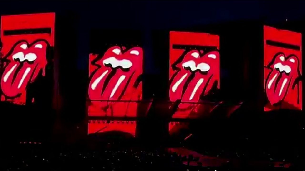 Fans waited eagerly for Rolling Stones to 'Start Me Up'