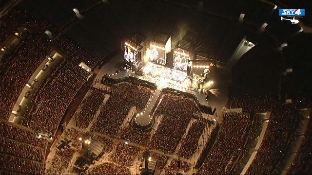 PHOTOS: Rolling Stones concert in Jacksonville