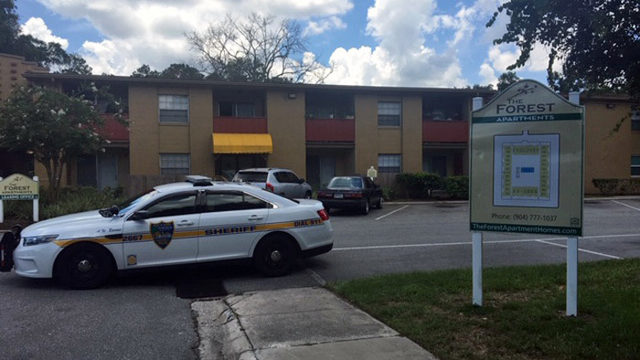 Police investigate violent incident at The Forrest Apartment Complex