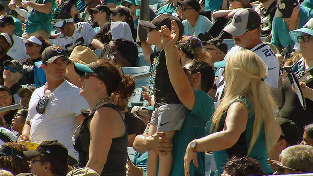 Jags fans get pumped up for this week's scheduled practice