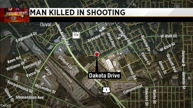 Jacksonville police: Man dies after shooting in the Magnolia Gardens area