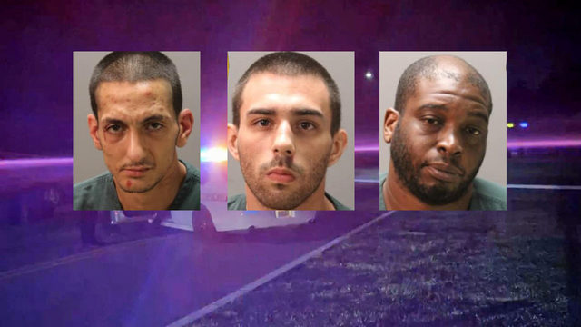 3 arrested in Monday morning home-invasion, murder