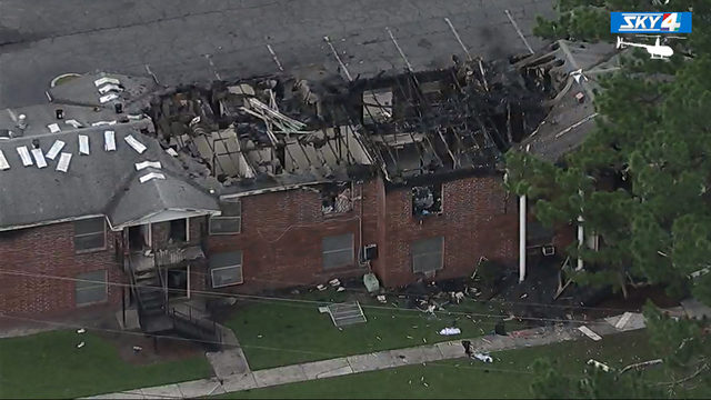 I-TEAM: Previous fire violations at complex where major blaze sparked