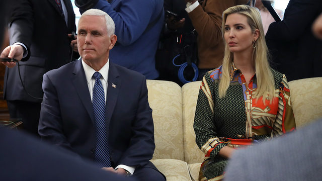 5 things to know about Vice President Pence, Ivanka Trump's visit