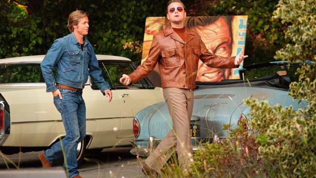 Review: Tarantino's return paints picture of colorful Hollywood era