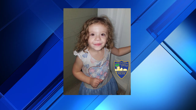 Recognize her? Officers trying to find child's parents