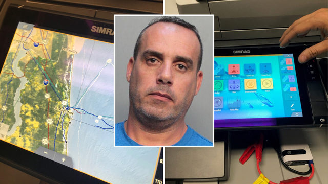 Miami man charged in burglaries of boats in St. Johns County