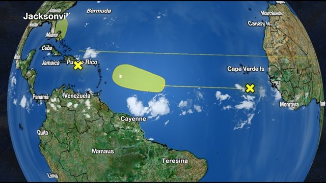 Here's the next system to watch in the Tropics