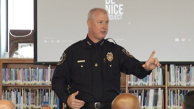 Law enforcement veteran ready to protect Clay County students