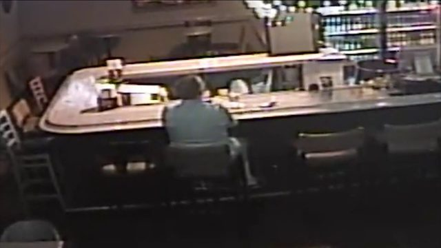 Video appears to show driver accused in deadly crash drinking at bar
