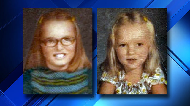 2 sisters still missing 45 years after disappearing from Jacksonville home