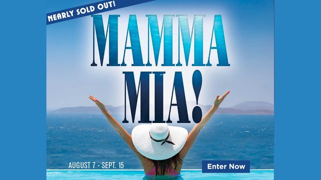 Mama Mia Ticket Giveaway