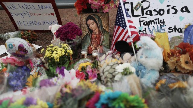 Trump, other leaders condemn shootings: 'Hate has no place in our country'