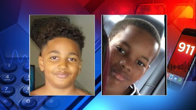 Police searching for 2 missing boys from Cedar Hills