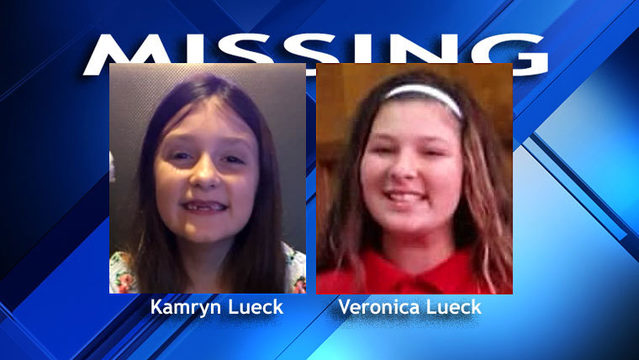 Police search for 2 young runaways