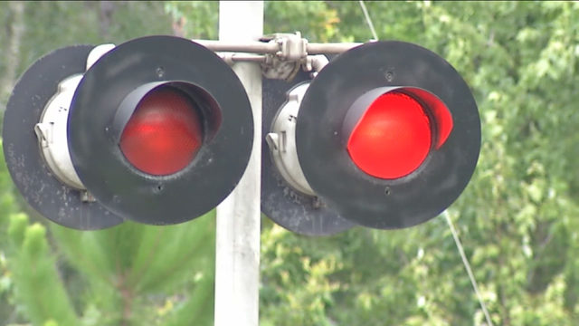 Woman hit, killed by train in Nassau County