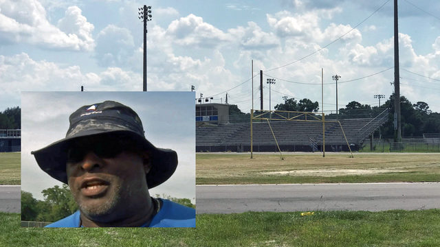 Ribault head football coach removed from position