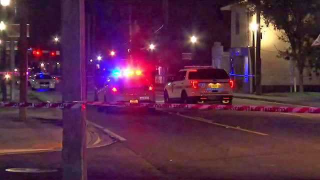3 men shot on West 22nd Street