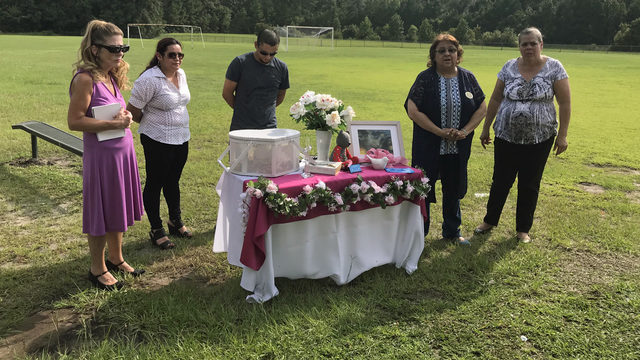 Celebration of life marks year since 7-year-old girl was killed in crossfire
