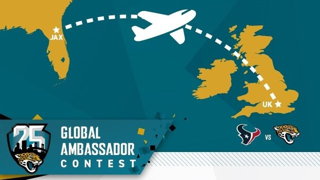Do you bleed black and teal? Win a trip to London!