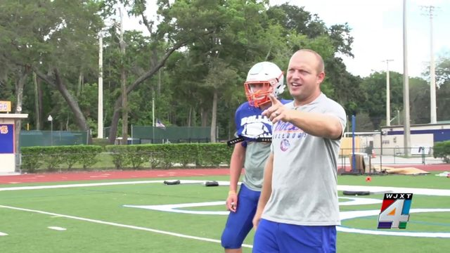 Best thing for Matt Toblin at Bolles: Players who want to get better