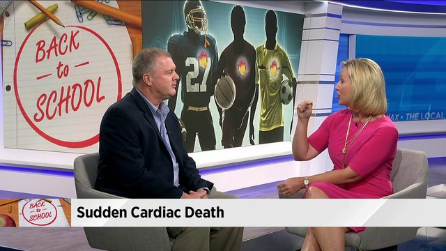 The warning signs of sudden cardiac death