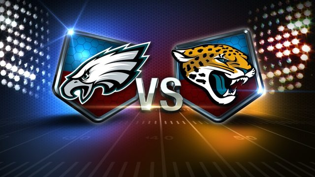 Game Day Live: Jaguars host Eagles before home crowd