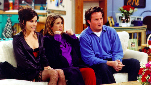 Company wants to pay 'Friends' fan to binge-watch the show