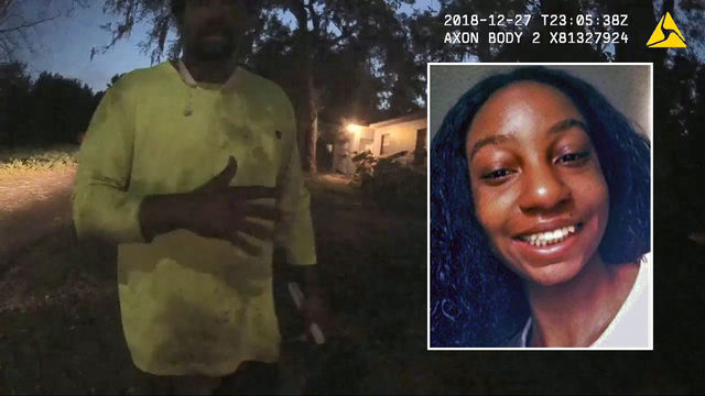Body cam: Uncle charged in pregnant teen's death questioned by police