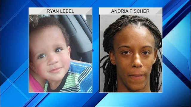Jacksonville police searching for missing toddler