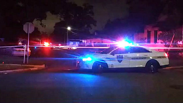 Hit-and-run crash leaves pedestrian with life-threatening injuries