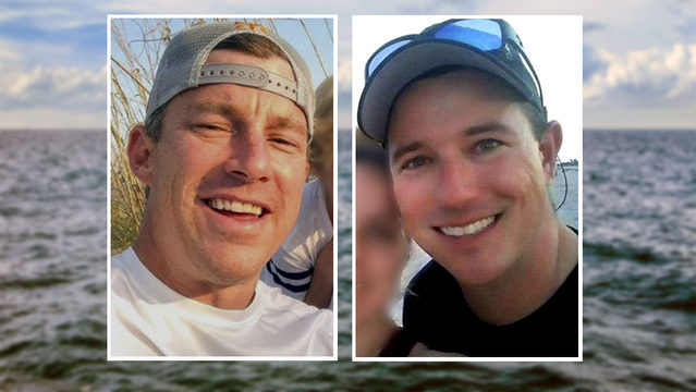 What we know & don't know: Firefighters missing at sea
