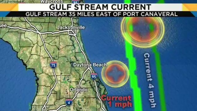 Gulf Stream makes missing boater search difficult