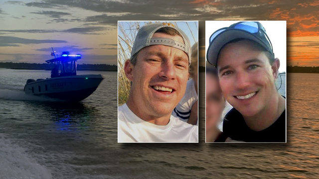 WATCH LIVE: Officials give update on search for missing boaters