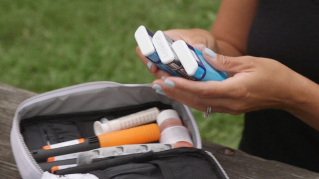 Low-cost alternatives to EpiPen available now