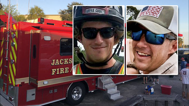 Day 5: Search intensifies, expands north for missing firefighters